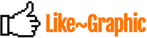 Logo Like~Graphic