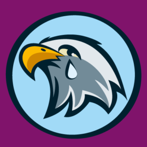 Badge Bald Eagle
