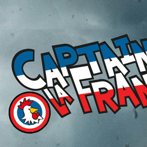 Badge Captain la France